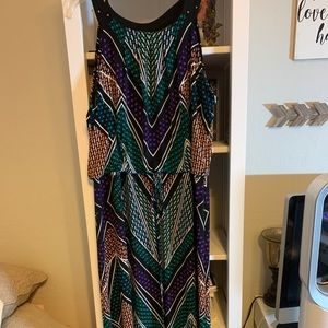 Calvin Klein Maxi Dress size 0X